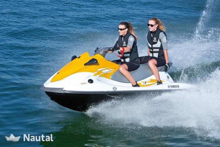 Enjoy the jetski for 3 people in marbella nautal for Yamaha jet ski dealer
