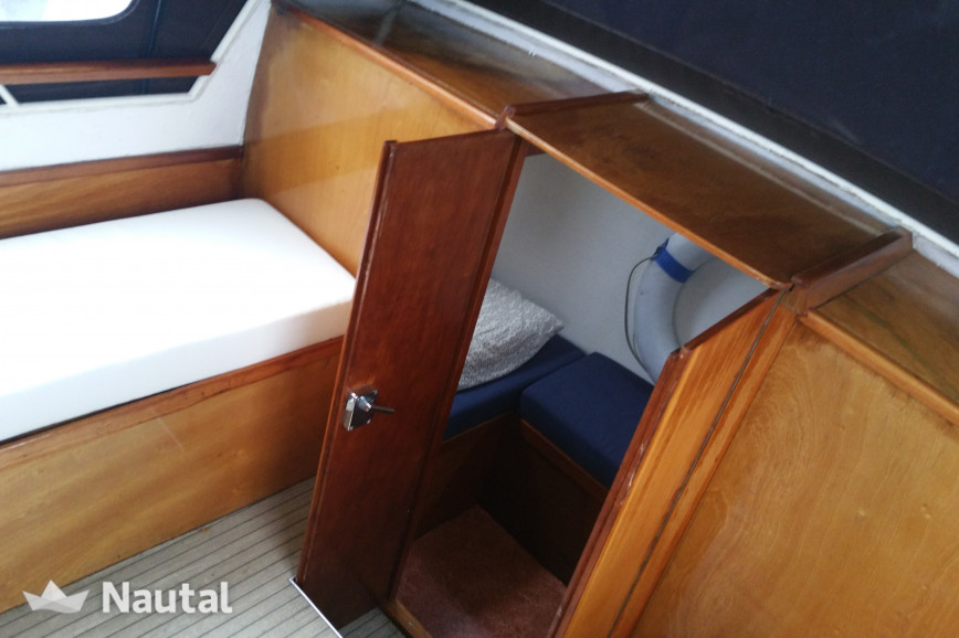 Huur motorboot Custom made Don Copita in Bunschoten-Spakenburg, Utrecht