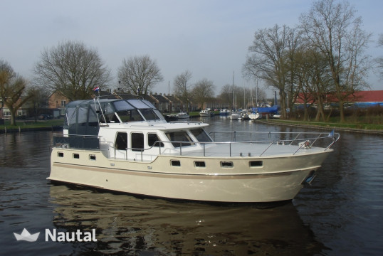 Huur motorjacht Custom made Valk 1300 in Zoutepoel, Friesland