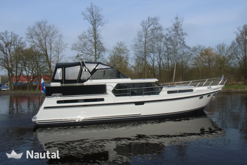 Huur motorjacht Custom made Valk 1380 in Zoutepoel, Friesland