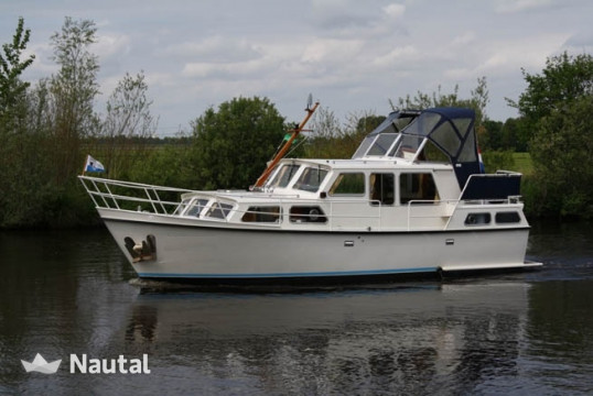 Houseboat rent Aquanaut Beauty in Heerenveen, Friesland