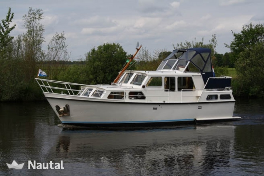 Huur motorjacht Aquanaut Beauty in Heerenveen, Friesland