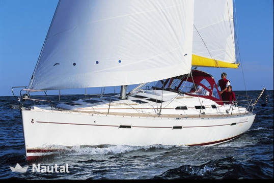 Sailing boat rent Beneteau Oceanis 393 in Lavrio Port, Athens