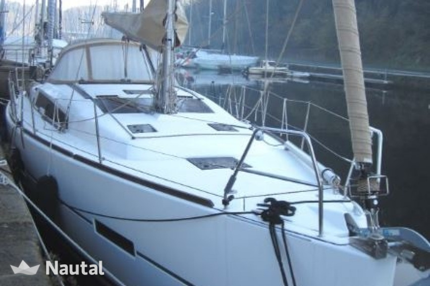 Sailboat Dufour 410 Grand Large From Saint Quay Portrieux