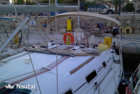 Sailing boat rent Jeanneau Sun Odyssey 45 in Lavrio Port, Athens