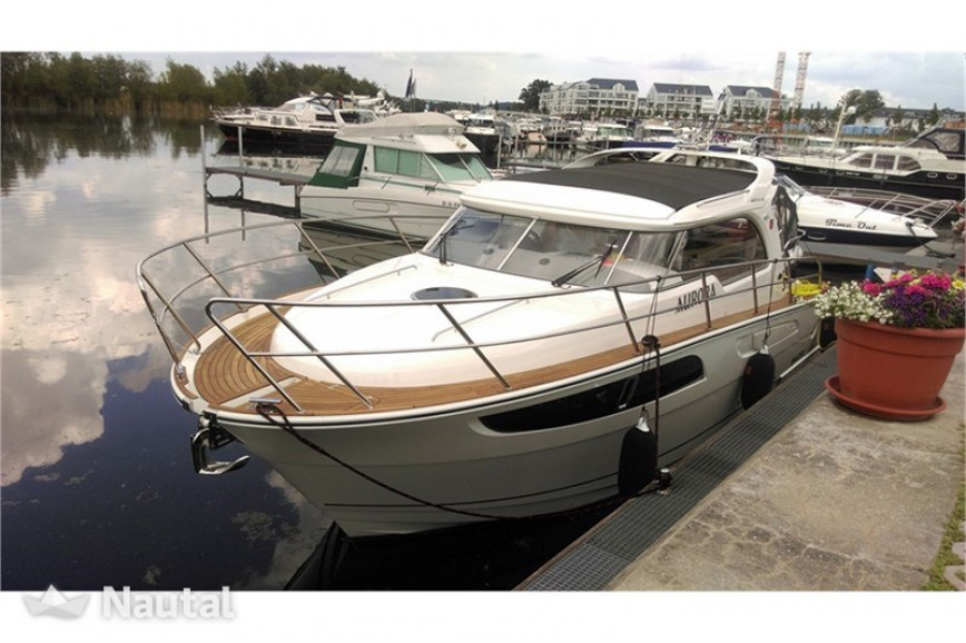 Huur motorboot MAREX  320 ACC in Marina Werder, Brandenburg - Havel