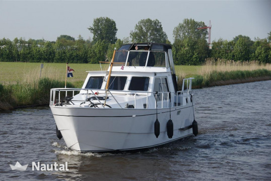 Motorboat rent Custom made Allmarine 1050 kruiser in Marknesse, Flevoland