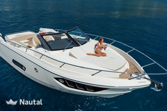 Yacht rent Absolute Absolute 40 in Port Pierre Canto, Alpes Maritimes - Cannes