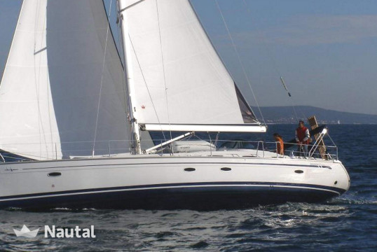 Sailing boat rent Bavaria  46 Cruiser (4Cab) in Gouvia Marina, Corfu