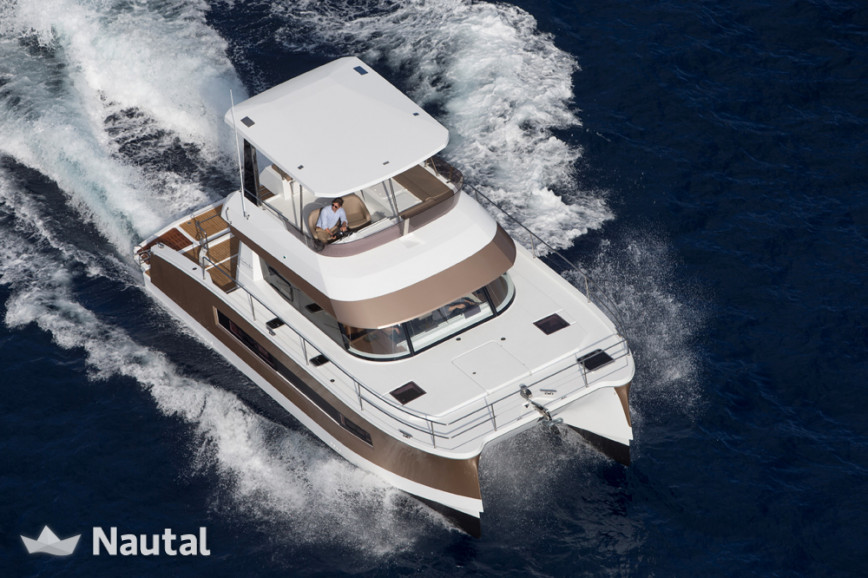 Louer catamaran Fountaine Pajot MY 37, Port La Base, Morbihan - Lorient
