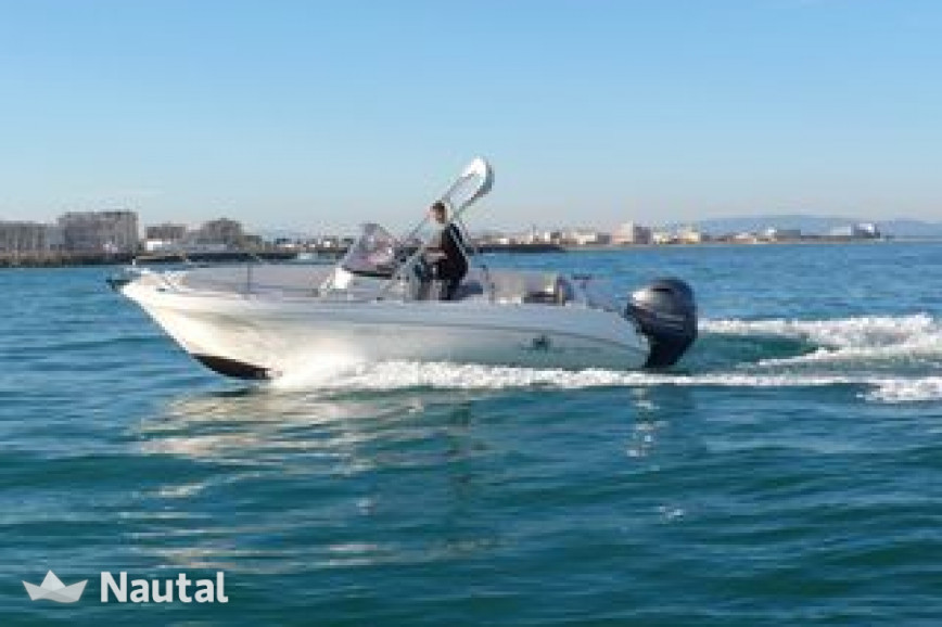 Motorboat Rent Pacific Craft 670 Open In Port De Saint Cyprien