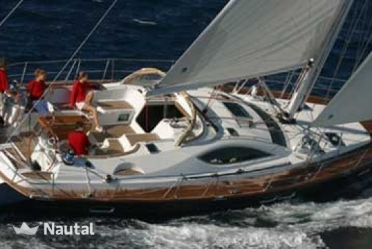 Sailing boat rent Jeanneau Sun Odyssey 54 DS (4Cab) in Port d'Eivissa, Ibiza