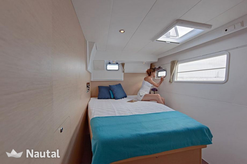 Catamaran rent Lagoon  400 in ACI Marina Split, Split, Hvar
