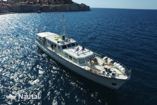 Huur jacht Custom Gulet in Port Trogir, Split en Hvar