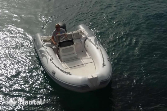 Rib rent Custom made Predator 500 in Porto Santo Stefano, Tuscany