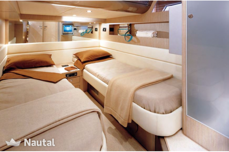 motorboot chartern riva 52 im marina kalamaki athen nautal. Black Bedroom Furniture Sets. Home Design Ideas