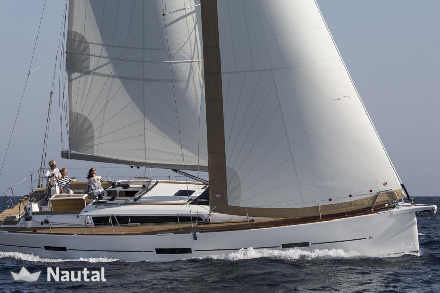 Louer voilier Dufour Yachts 460 Grand Large Liberty, Port Pin Rolland, Var - Toulon