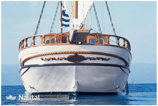 Gulet rent Custom made Motor sailer in Marina Kalamaki, Athens