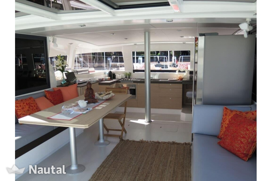 Huur catamaran Catana Bali 4.3 with watermaker in Marina de Bas-du-Fort, Guadeloupe
