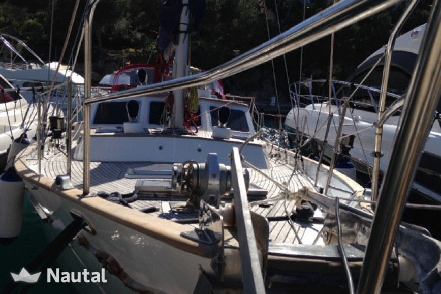 Huur zeilboot Belliure 50 MS in Port d'Andratx, Mallorca
