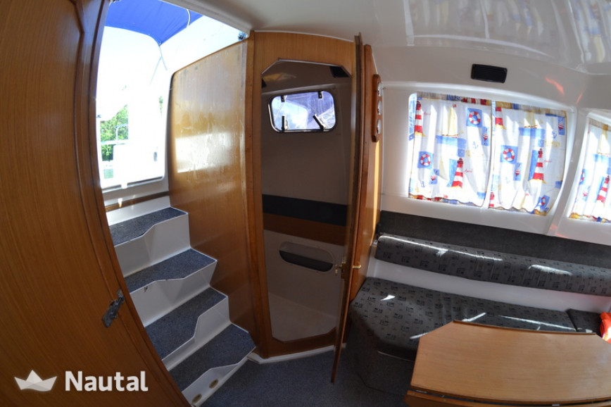 Houseboat rent Custom Voyager 780  in Himmelpfort, Müritz