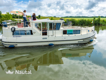 Noleggiare houseboat Pénichette Flying Bridge 1165 FB a Yachthafenresort am Fleesensee, Malchow