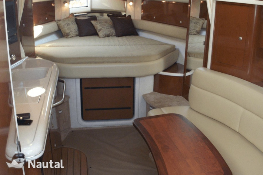 Yacht rent Sea Ray 34ft in Thirty one Street Harbor, Chicago