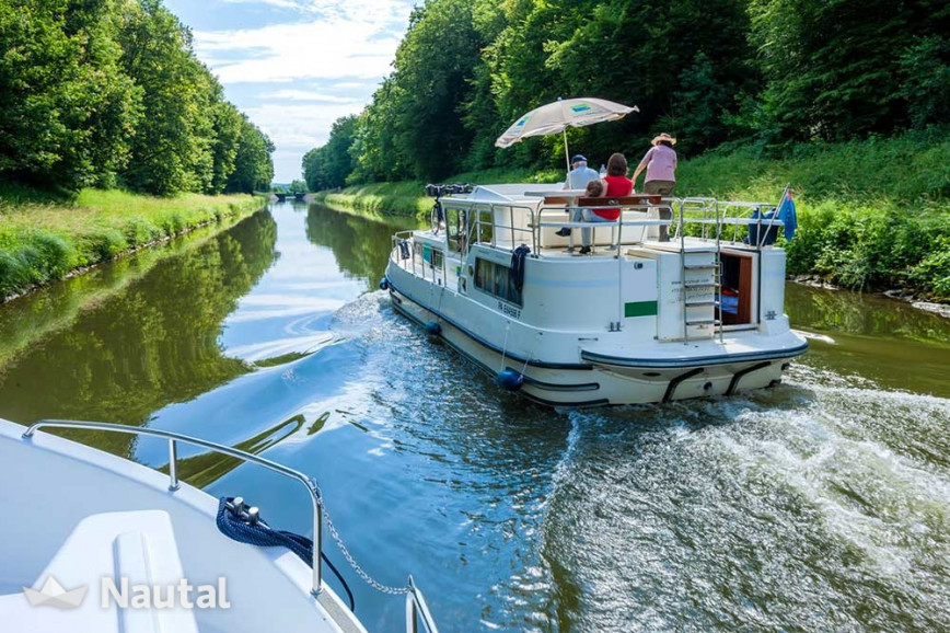 Huur motorjacht Locaboat Pénichette® Flying Bridge 1160/65 FB in Fleesensee, Malchow