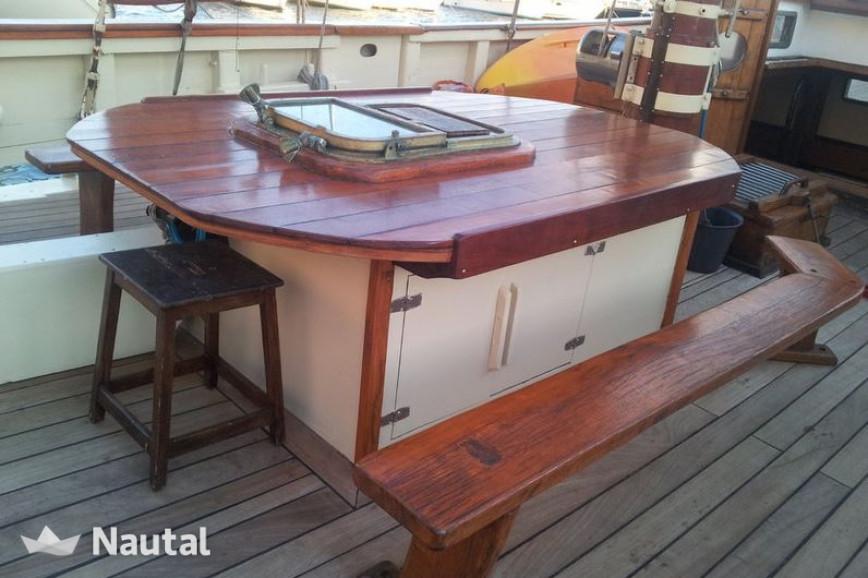 Huur zeilboot Custom Vieux greement in Port de Cannes, Alpes Maritimes - Cannes