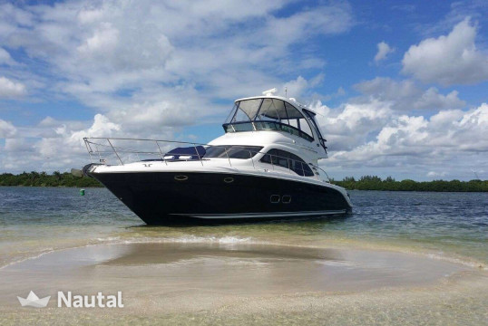 Yacht rent Sea Ray 50ft in Fort Lauderdale , South Florida