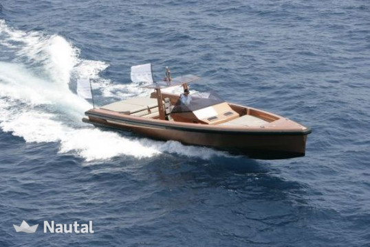 Motorboat rent Wally Wally Tender 45 in Saint-Tropez, Var