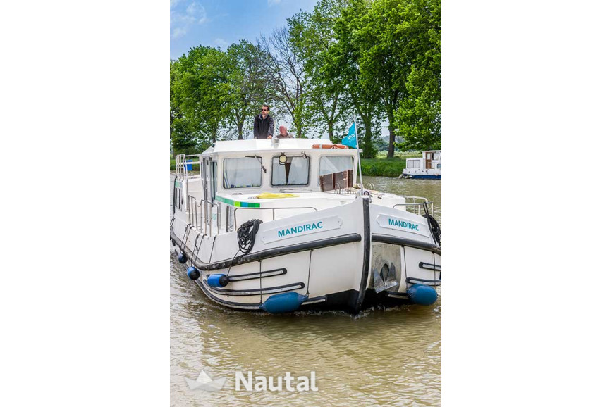Noleggiare houseboat locaboat 1165fb a port ariane for Cabine del torrente francese