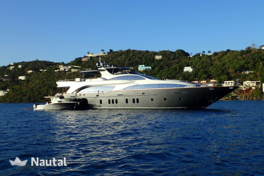 Yacht rent Azimut 35.35m in West Palm Beach, South Florida