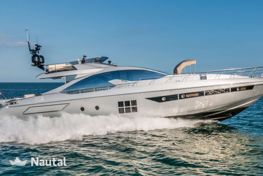 Yacht rent Azimut 23.50m in Miami Beach, South Florida