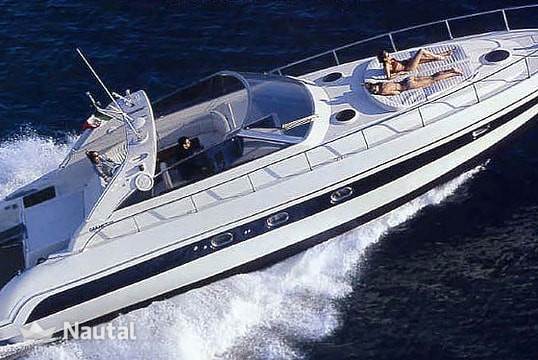 Huur jacht Gianetti 45 Sport in Port Nice, Alpes Maritimes - Nice