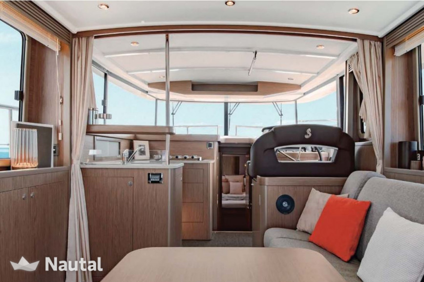 Alquilar yate Beneteau Swift 44 en Port de Cannes, Alpes Marítimos - Cannes