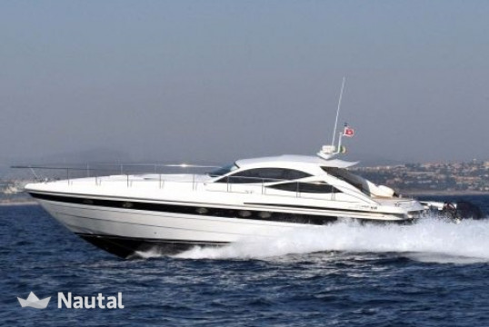 Yacht rent Pershing Pershing 52 in Port Pierre Canto, Alpes Maritimes - Cannes