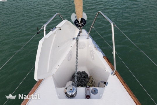 Sailing boat rent Dufour  382 Grand Large in Palm Cay Marina, Nassau