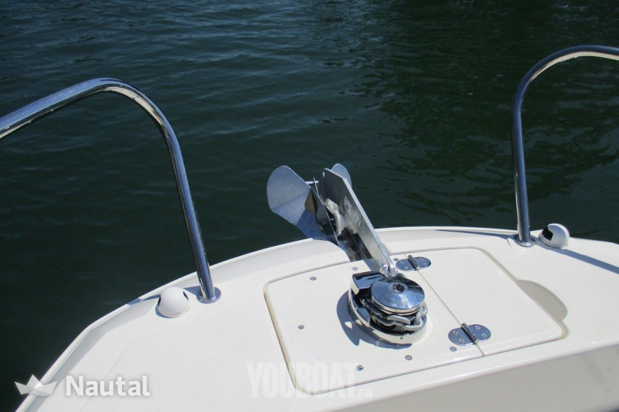 Motorboot chartern Quicksilver 605 Open ACTIV im Port de la Pointe ...