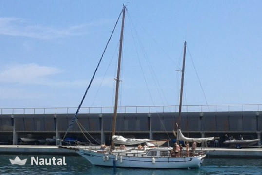 Sailing boat rent FORMOSA 41 in Badalona, Barcelona