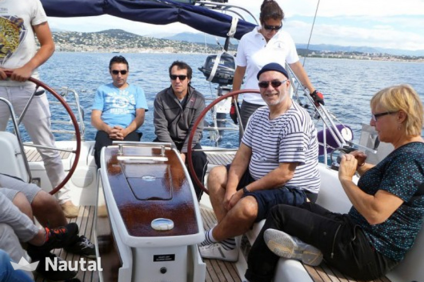 Huur zeilboot Beneteau Oceanis 45 in Port de Cannes, Alpes Maritimes - Cannes