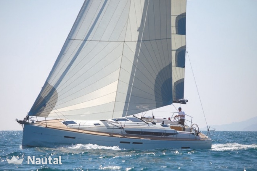 Huur zeilboot Jeanneau Sun Odyssey 449 in Port of Split, Split en Hvar
