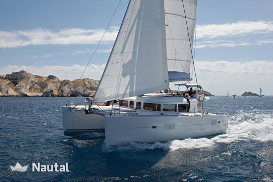 Catamaran rent Lagoon  400 S2 in Port de Golfe-Juan, Alpes Maritimes - Golfe-Juan
