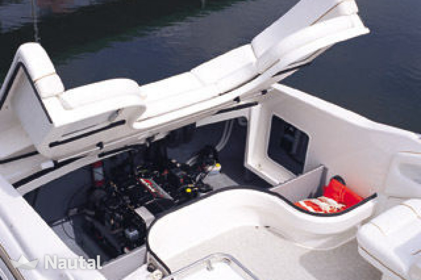 Motorboat rent Sea Ray 280 Bowrider in Puerto de Palma