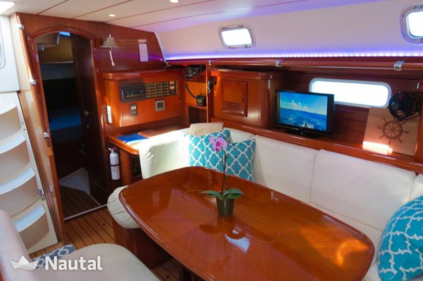 Sailing boat rent Beneteau 50 in Fort Lauderdale , South Florida