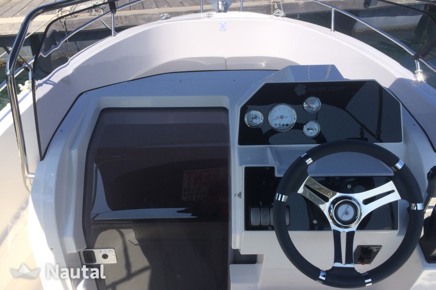 Motorboot chartern Pacific Craft 625 im Port d'Andratx, Mallorca