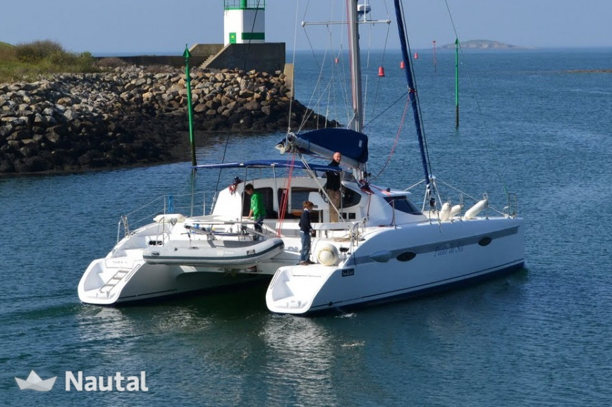 Huur catamaran Fountaine Pajot Lavezzi 40 in Key West Harbour, Florida Keys