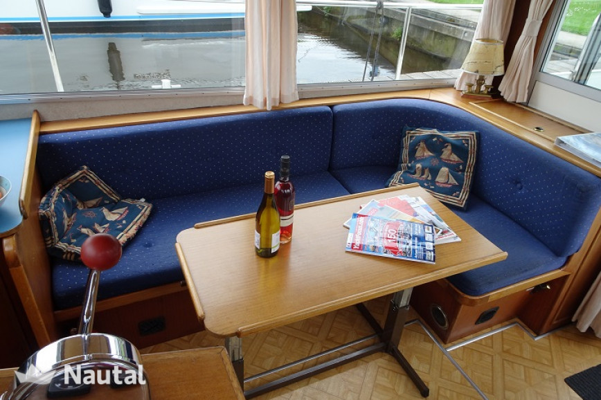 Motorboat rent Custom made Freule in Heerenveen, Friesland