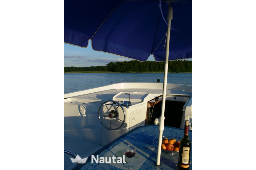 Houseboat rent Tarpon  42 N in Marina Strasen, Brandenburg - Havel