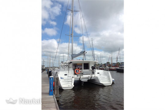 Catamaran rent Lagoon  400 (4Cab) in Marina Lauterbach, Baltic Sea - Rugen